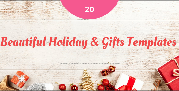 Gift Templates
