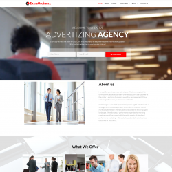 Extraordinaz Affiliate Marketing WordPress theme