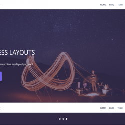 Talon best free WordPress theme