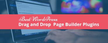 Best drag and drop website builder