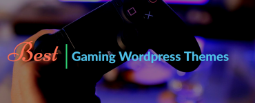 best gaming wordpress themes