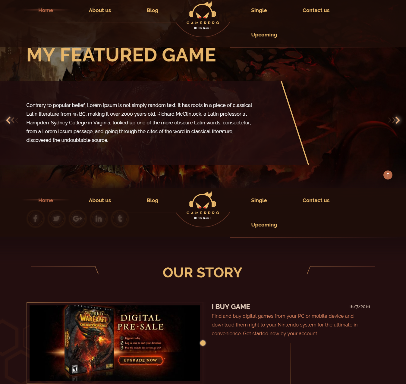 best gaming wordpress themes