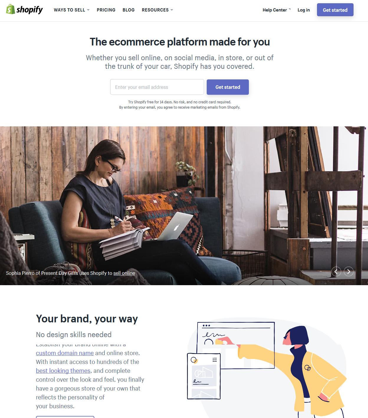 ecommerce service providers