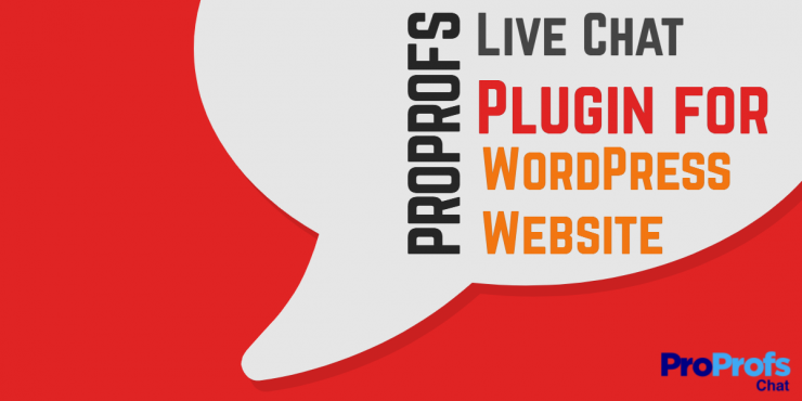 proprofs Live chat plugin